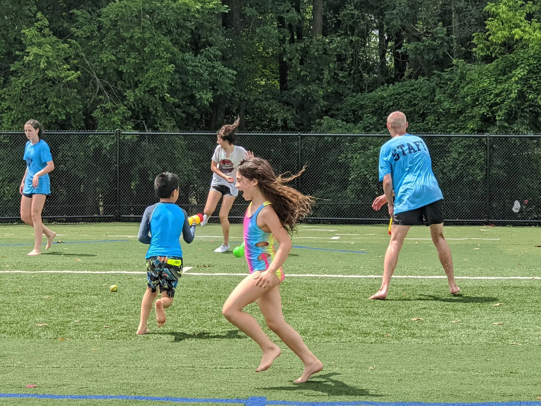 Florham Park Sports Dome Summer Day Camp