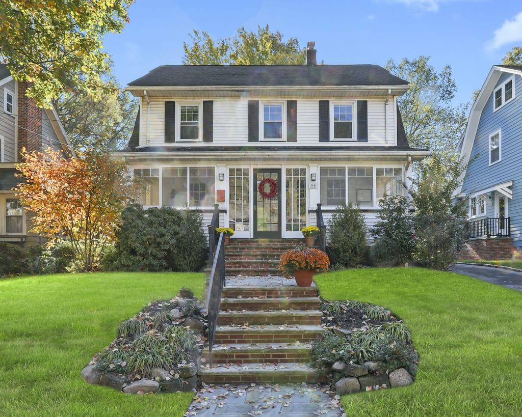 98 Plymouth Ave., Maplewood – SOLD!