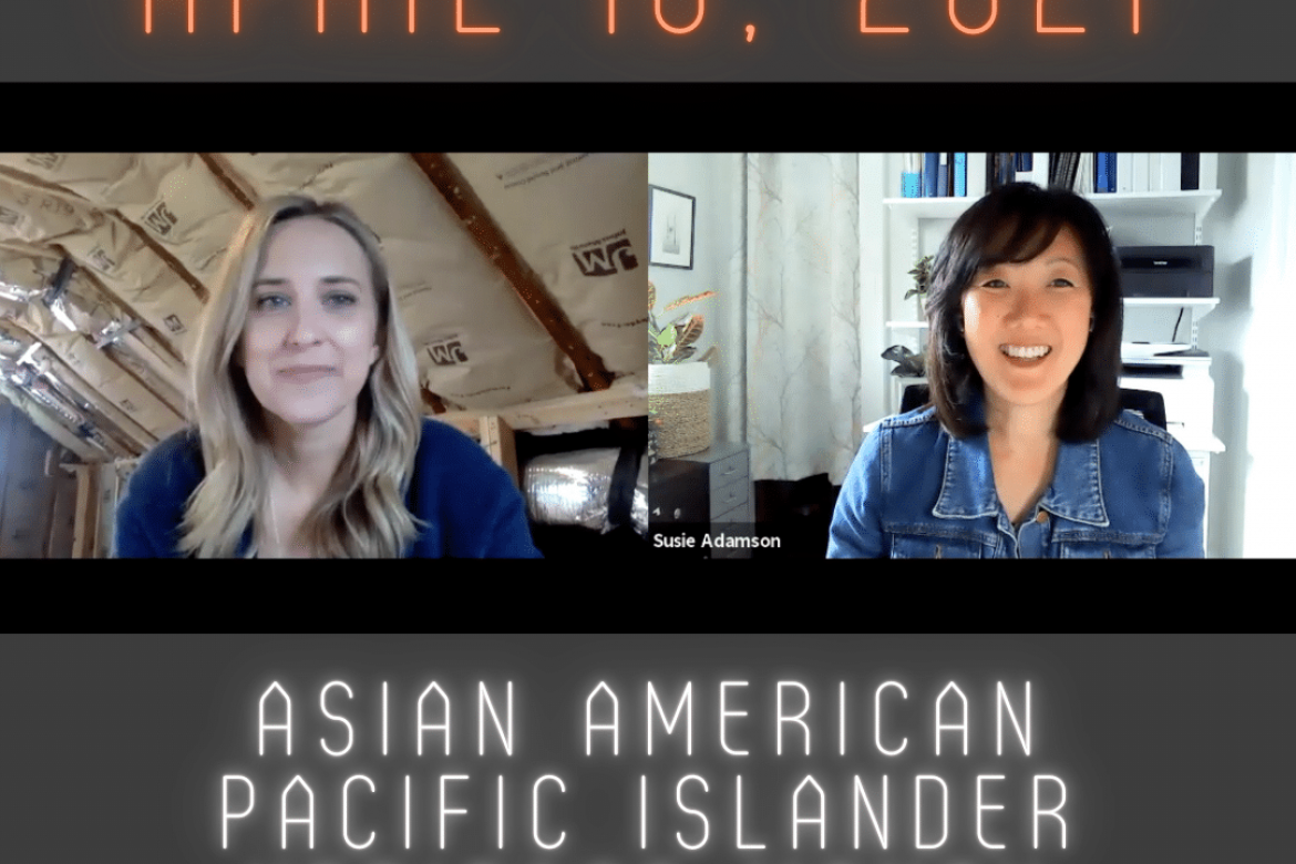 Asian American Pacific Islander Heritage Month!